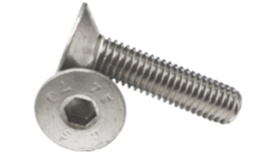 Stainless Countersunk Socket Capscrew
