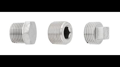 Stainless Steel Bsp Plugs 316