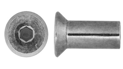 Csk Socket Barrel Nut