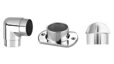 Architectural Tube Connector Fittings