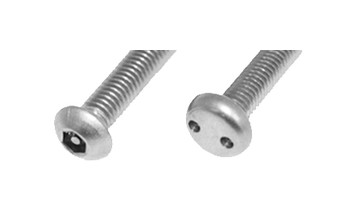 Stainless Security Fasteners