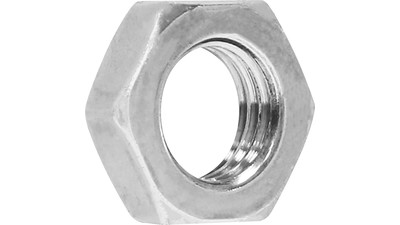 Stainless Thin Hex Nuts