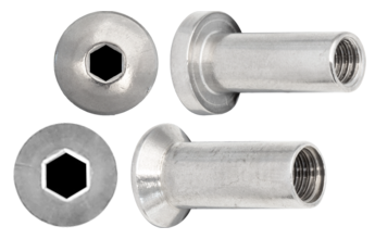 New Barrel Nuts sizes added