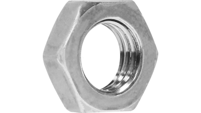 Stainless Steel Thin Lock Nut