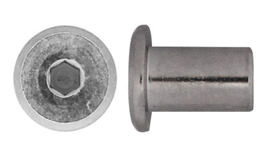Barrell Nut Pan Socket Drive