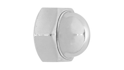 Stainless 2 Piece Dome Nut