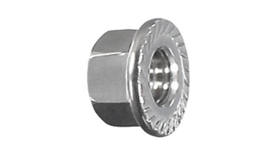 Stainless Flange Nut